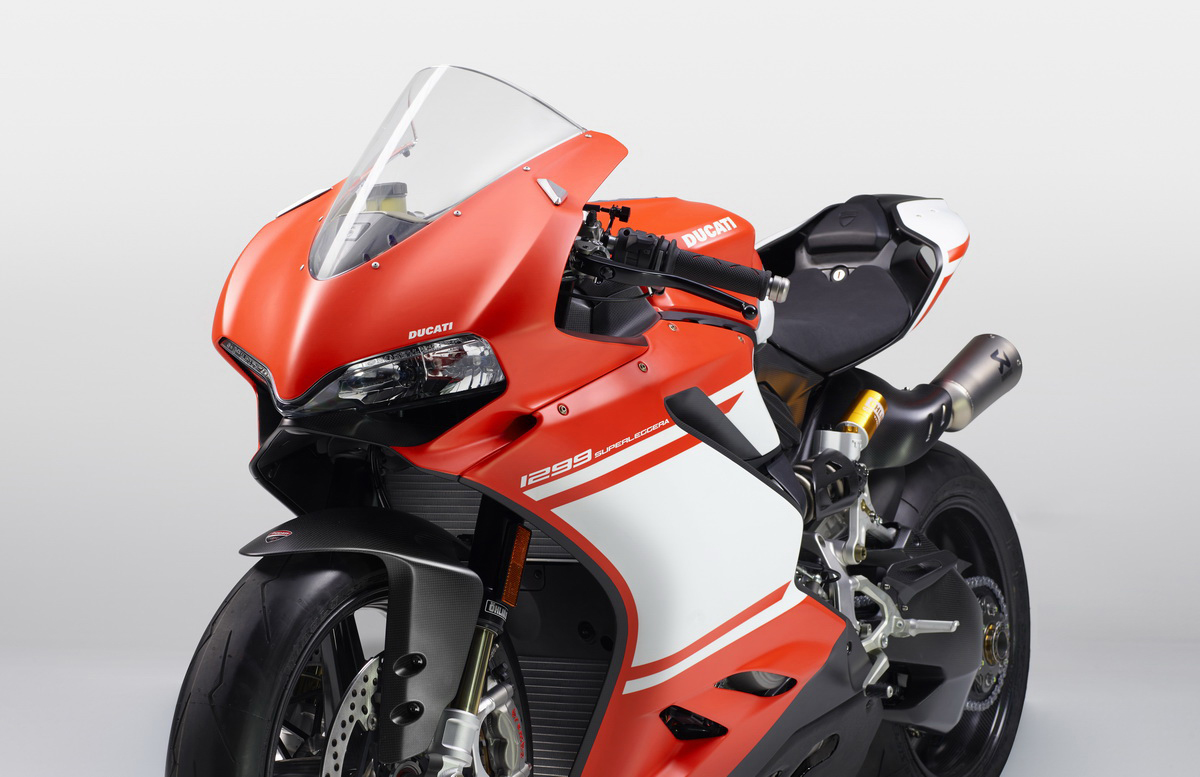 Ducati Panigale 1299 Superleggera (Project 1408)