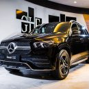 Представлен Mercedes-Benz GLE
