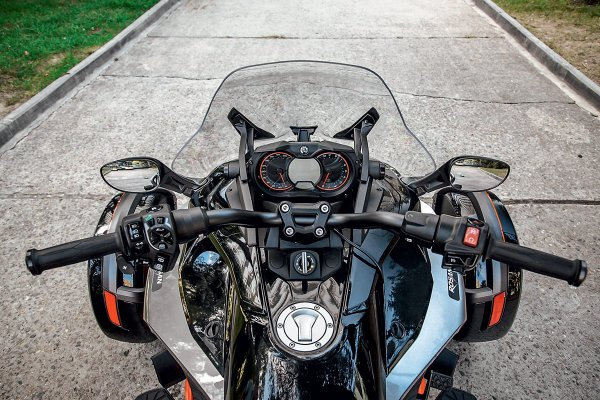 Can-Am Spyder F3 2016