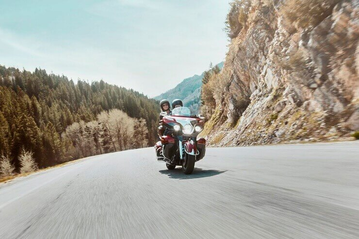 Новый «Roadmaster Elite 2019» от «Indian Motorcycle»