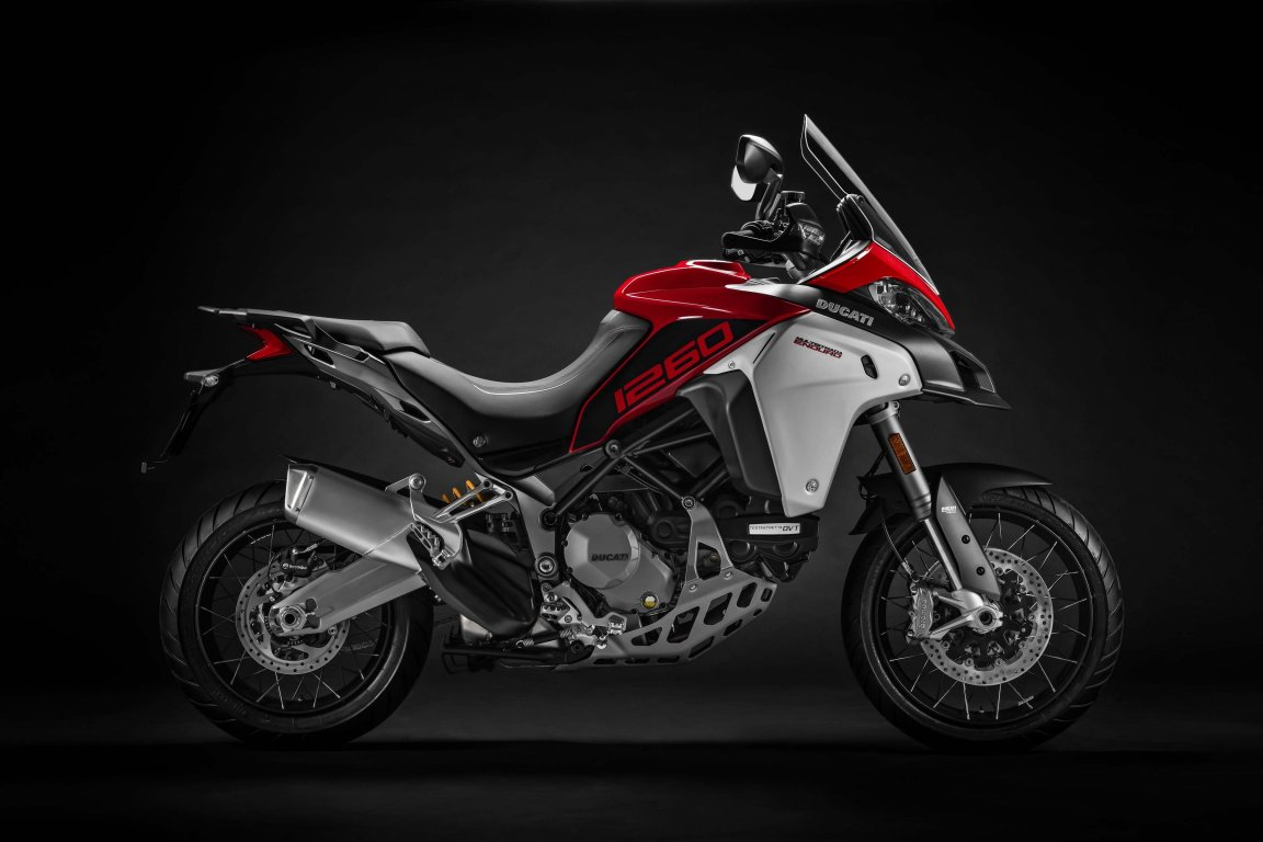 Multistrada 1260 Enduro 2019