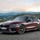 Представлен BMW M8 Gran Coupe