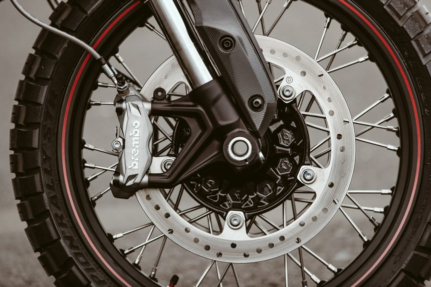 brembo Indian FTR Rally 2020